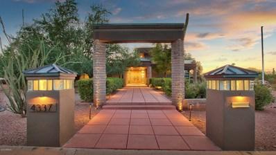 4337 E Fanfol Drive, Phoenix, AZ 85028 - MLS#: 5845807