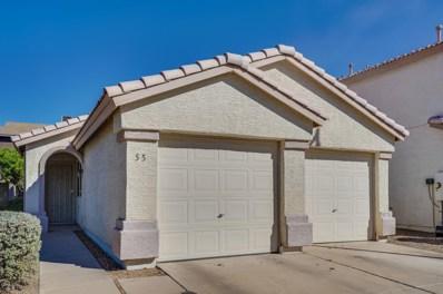 3719 E Inverness Avenue Unit 55, Mesa, AZ 85206 - MLS#: 5846112