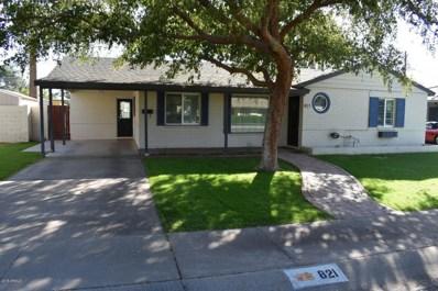 821 W Vermont Avenue, Phoenix, AZ 85013 - MLS#: 5846796