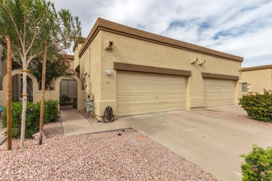 6730 E Hermosa Vista Drive UNIT 61, Mesa, AZ 85215 - MLS#: 5847311