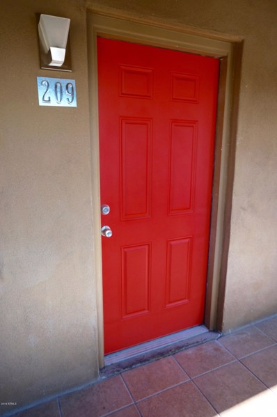 4401 N 12TH Street Unit 209, Phoenix, AZ 85014 - MLS#: 5847692