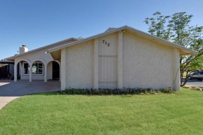 712 W Grove Circle, Mesa, AZ 85210 - MLS#: 5848122