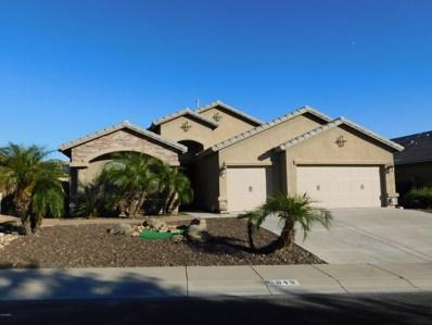 849 S Phelps Drive, Apache Junction, AZ 85120 - MLS#: 5848191