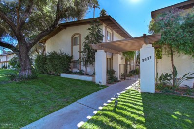 3637 E Monterosa Street Unit 15, Phoenix, AZ 85018 - MLS#: 5848227