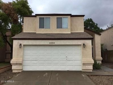 4034 W Camino Del Rio --, Glendale, AZ 85310 - MLS#: 5848981