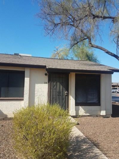 3645 N 69TH Avenue Unit 54, Phoenix, AZ 85033 - MLS#: 5849402