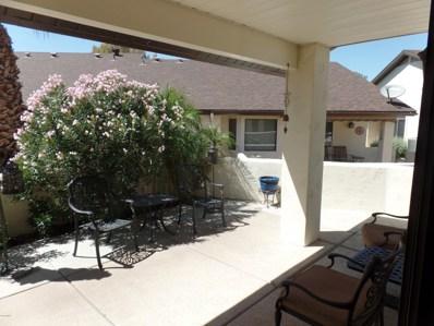 5518 E Lindstrom Lane UNIT 35, Mesa, AZ 85215 - MLS#: 5849412