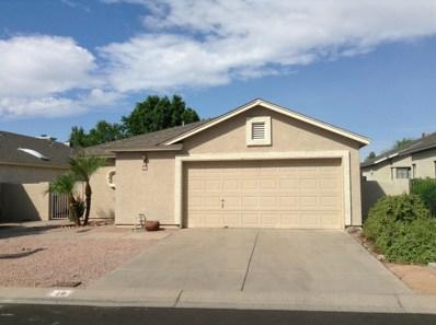 4725 E Brown Road Unit 40, Mesa, AZ 85205 - MLS#: 5849701