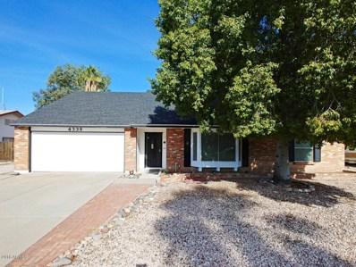 4338 W Dailey Street, Glendale, AZ 85306 - MLS#: 5850264