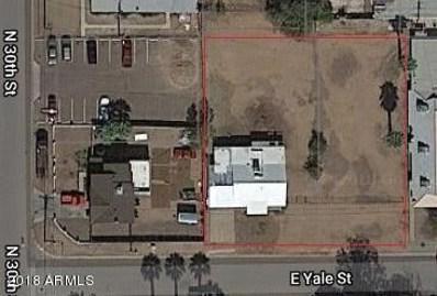 3012 E Yale Street, Phoenix, AZ 85008 - MLS#: 5850497