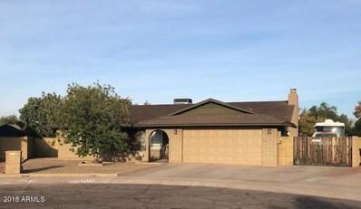 4834 W Carol Avenue, Glendale, AZ 85302 - MLS#: 5850839