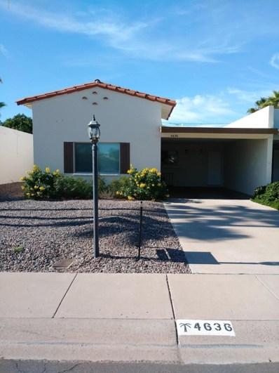 4636 N 76TH Place, Scottsdale, AZ 85251 - MLS#: 5851097