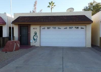453 E Royal Palms Drive, Mesa, AZ 85203 - MLS#: 5852034
