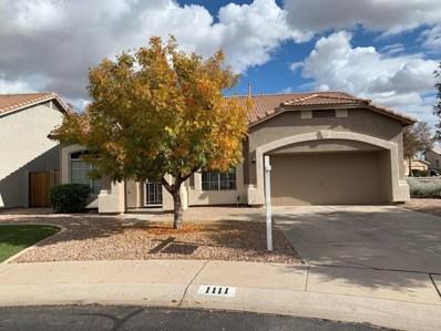 1111 S Ironwood Court, Gilbert, AZ 85296 - MLS#: 5852173