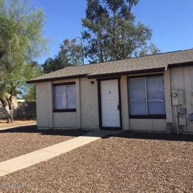3646 N 67TH Avenue Unit 96, Phoenix, AZ 85033 - MLS#: 5852525