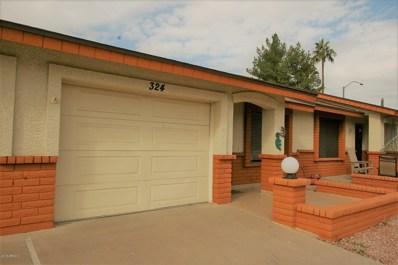 8020 E Keats Avenue Unit 324, Mesa, AZ 85209 - MLS#: 5853230