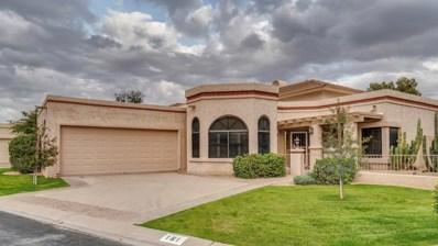 8100 E Camelback Road Unit 161, Scottsdale, AZ 85251 - MLS#: 5853412