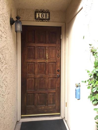 10301 N 70TH Street Unit 108, Paradise Valley, AZ 85253 - MLS#: 5853503