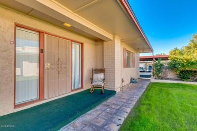 12820 N 113TH Avenue Unit 5, Youngtown, AZ 85363 - MLS#: 5853761
