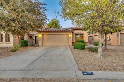 1672 E Bradstock Way, San Tan Valley, AZ 85140 - MLS#: 5854409