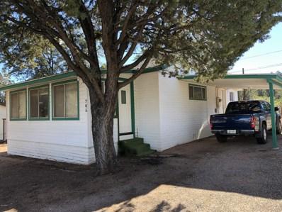 705 W Saddle Lane, Payson, AZ 85541 - #: 5855191