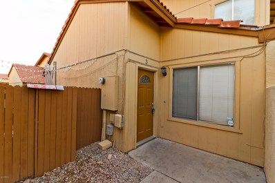 14852 N 24TH Drive Unit 3, Phoenix, AZ 85023 - MLS#: 5855622