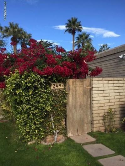 4800 N 68TH Street UNIT 249, Scottsdale, AZ 85251 - MLS#: 5855655