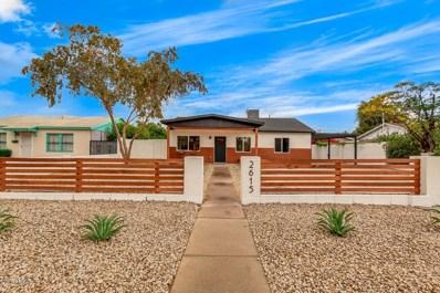 2615 E Fairmount Avenue, Phoenix, AZ 85016 - MLS#: 5855665