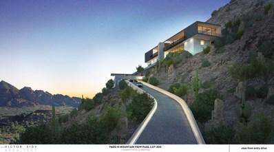 7600 N Mountain View Pass, Paradise Valley, AZ 85253 - #: 5856230