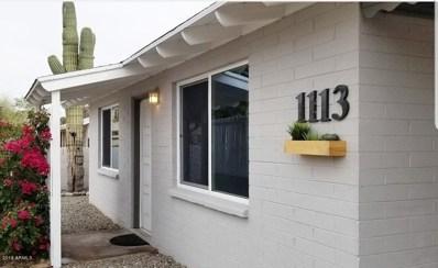 1113 S Hazelton Lane, Tempe, AZ 85281 - MLS#: 5856462