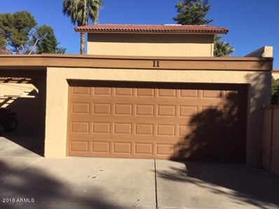 14852 N 24TH Drive UNIT 11, Phoenix, AZ 85023 - MLS#: 5856853