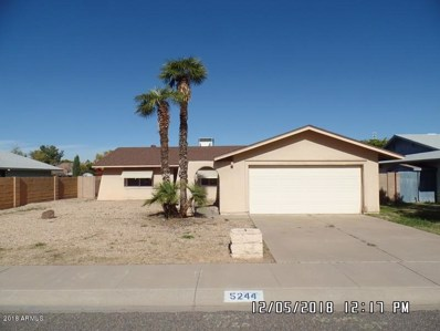 5244 W Hearn Road, Glendale, AZ 85306 - MLS#: 5857168