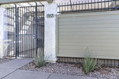 542 S Allred Drive, Tempe, AZ 85281 - MLS#: 5857721