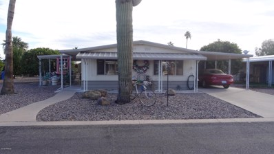 3160 E Main Street Unit 34, Mesa, AZ 85213 - MLS#: 5858109