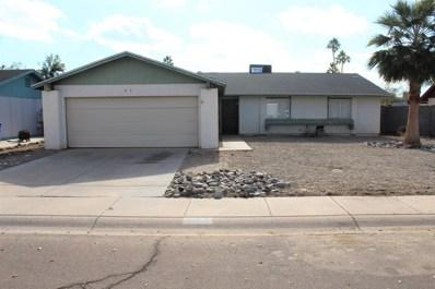 1805 W Mission Drive, Chandler, AZ 85224 - MLS#: 5860393