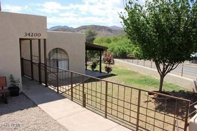 34200 S Vladimir Street, Black Canyon City, AZ 85324 - MLS#: 5860642