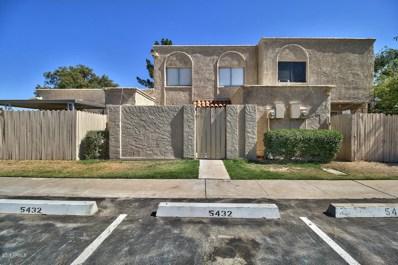 5432 W Friess Drive, Glendale, AZ 85306 - MLS#: 5861076