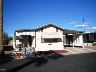 11101 E University Drive UNIT 8, Apache Junction, AZ 85120 - #: 5861093