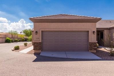 846 N Pueblo Drive UNIT 124, Casa Grande, AZ 85122 - #: 5862166