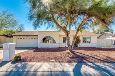 5439 W Becker Lane, Glendale, AZ 85304 - MLS#: 5865920