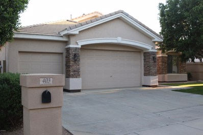 403 W Knight Lane, Tempe, AZ 85284 - MLS#: 5866736