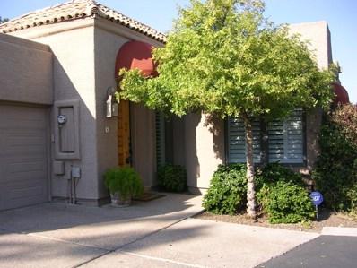 3015 E Coolidge Street UNIT 4, Phoenix, AZ 85016 - #: 5866754
