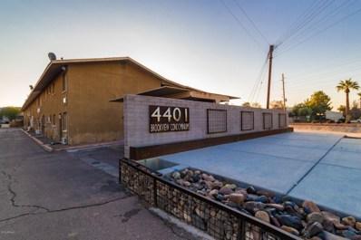 4401 N 12TH Street UNIT 209, Phoenix, AZ 85014 - MLS#: 5867124