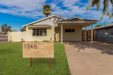 1346 W Culver Street, Phoenix, AZ 85007 - MLS#: 5869005
