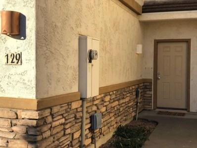 15818 N 25TH Street UNIT 129, Phoenix, AZ 85032 - MLS#: 5869579