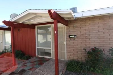 13001 N 113TH Avenue UNIT 3, Youngtown, AZ 85363 - MLS#: 5870247