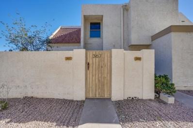 1342 W Emerald Avenue UNIT 367, Mesa, AZ 85202 - #: 5874204