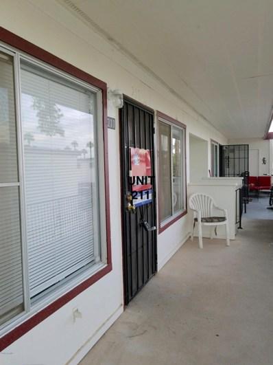 240 S Old Litchfield Road S UNIT 211, Litchfield Park, AZ 85340 - MLS#: 5874836