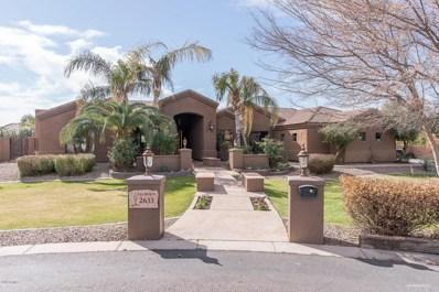2633 E Villa Park Court, Gilbert, AZ 85298 - MLS#: 5877149