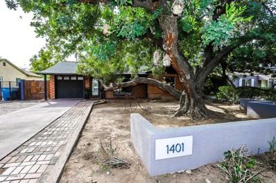 1401 W Glenrosa Avenue, Phoenix, AZ 85013 - MLS#: 5877225